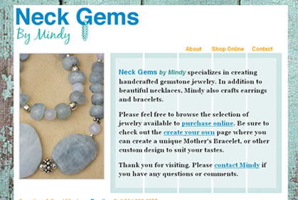 fine jewelry web site design, marketing and advertising for jewelry company Richmond Virginia